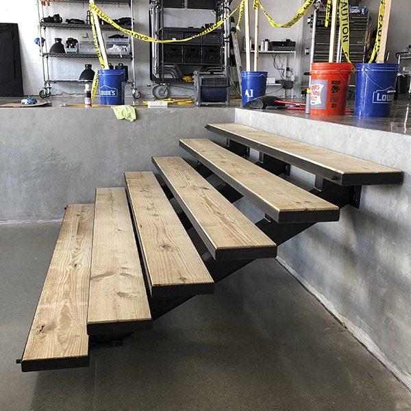 Custom Metal Railing, Custom Hand Rail, Custom furniture, hand made furniture, custom built furniture, table, custom table, custom metal table, custom metal work, metal fabrication, stairs, railing
